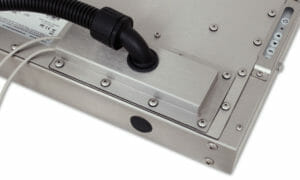 New Combined Conduit / Compression Gland Cable Exit Plate