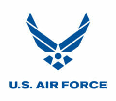 U.S. Airforce customer logo