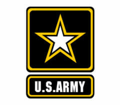 U.S. Army customer logo