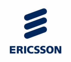 Ericsson customer logo