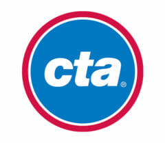 Chicago Transit Authority company logo